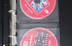 CD-DVD Verpackung für 2 oder 4 Medien