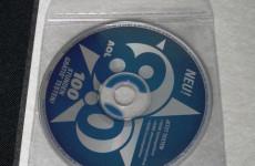 CD-DVD Verpackung mit Klebeverschluss