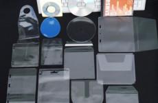 CD-DVD Verpackungen Auswahl