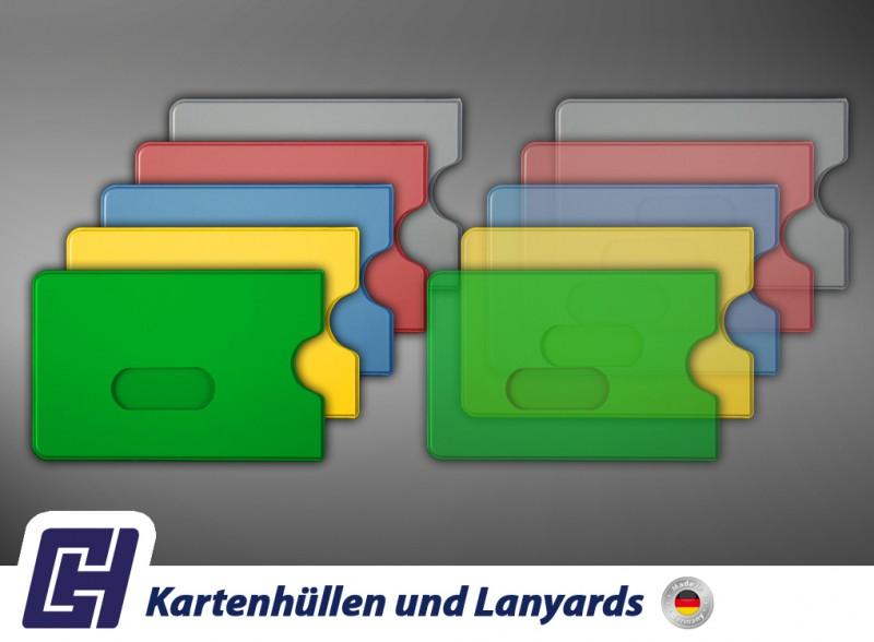 Kartenhüllen, Lanyards und Ausweishüllen