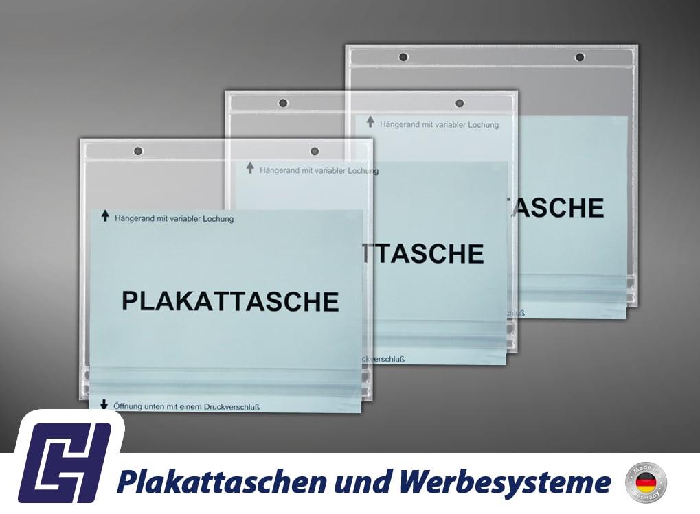 Plakattaschen Werbesysteme