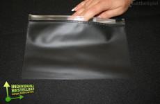 Schutzhüllen mit Gleitverschluss