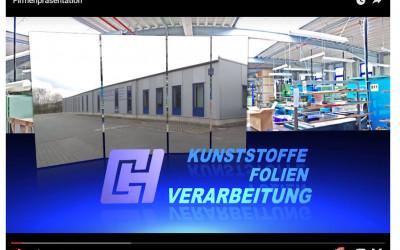 Guntram Heinelt – Ihr Spezialist für individuelle Folienprodukte in der Videovorstellung